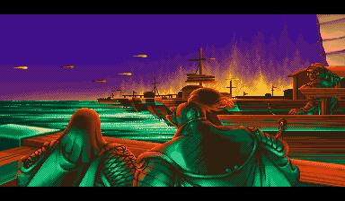 街机吞食天地II|三国志2|一命通关专题|传说中的火光